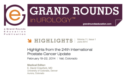 Highlights from the 24th International Prostate Cancer Update