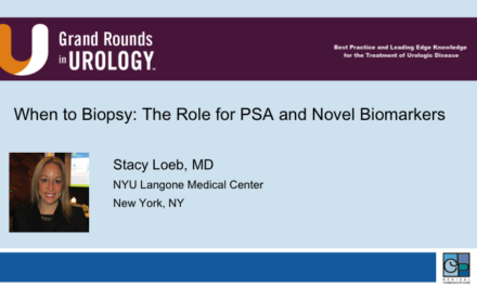 When to Biopsy: The Role for PSA and Novel Biomarkers