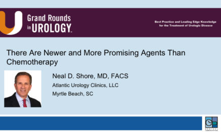 There Are Newer and More Promising Agents Than Chemotherapy