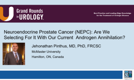 Neuroendocrine Prostate Cancer (NEPC): Are We Selecting For It With Our Current  Androgen Annihilation?