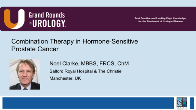 Combination Therapy in Hormone-Sensitive Prostate Cancer