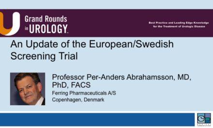 An Update of the European/Swedish Screening Trial