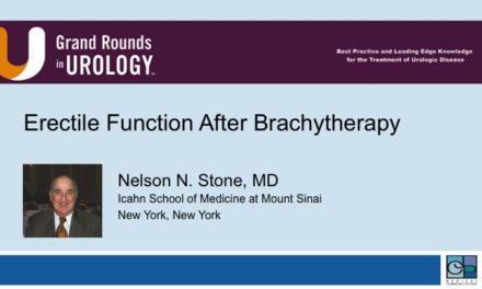 Erectile Function After Brachytherapy