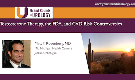 Testosterone Therapy, the FDA, and CVD Risk Controversies