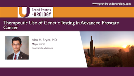 Therapeutic Use of Genetic Testing in Advanced Prostate Cancer