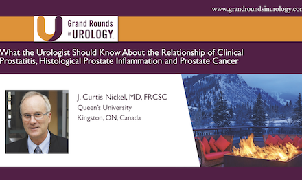 Prostate Inflammation and Prostate Cancer:  What do I need to know?