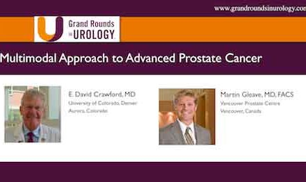 Multimodal Approach to Advanced Prostate Cancer