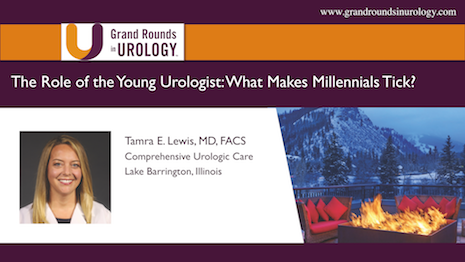 The Role of the Young Urologist – What Makes Millennials Tick?