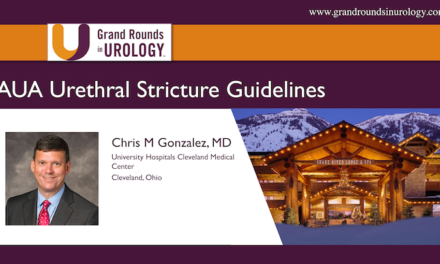 AUA Urethral Stricture Guidelines