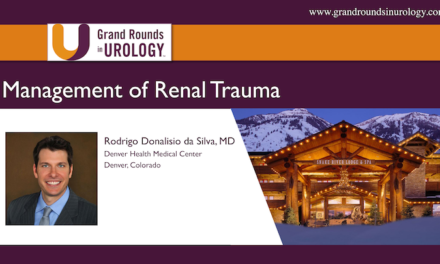 Management of Renal Trauma
