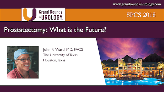 Prostatectomy: What is the Future?