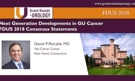 FDUS 2018-Next Generation Developments in GU Cancer