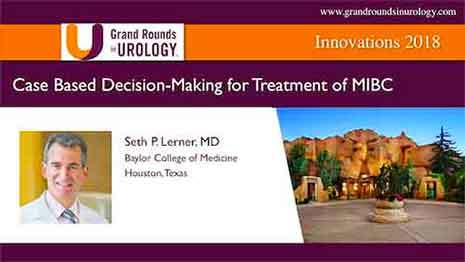 Case Based Decision-Making for Treatment of MIBC