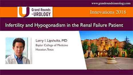 Infertility and Hypogonadism in the Renal Failure Patient