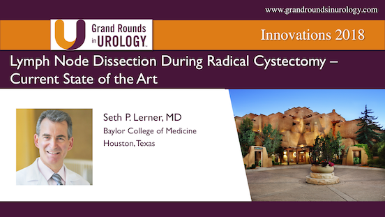 Lymph Node Dissection During Radical Cystectomy – Current State of the Art