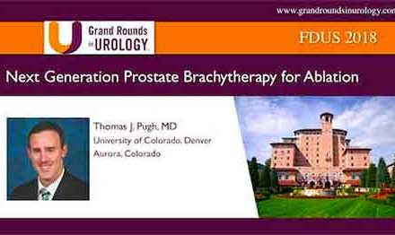 Next Generation Prostate Brachytherapy for Ablation