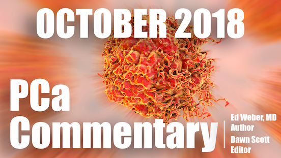 PCa Commentary | Volume 127 – October 2018