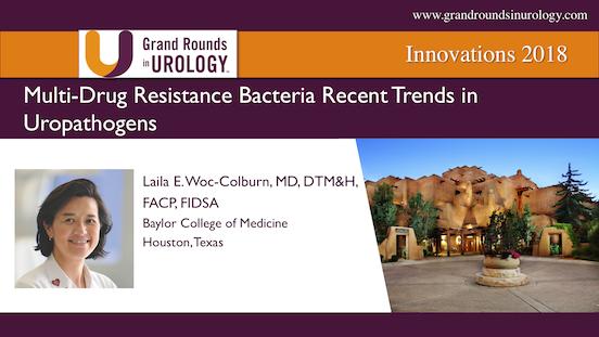 Multi-Drug Resistance Bacteria Recent Trends in Uropathogens