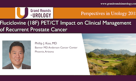 Fluciclovine (18F0 PET/CT Impact on Clinical Management of Recurrent Prostate Cancer