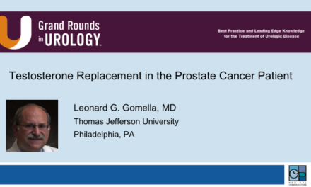 Testosterone Replacement in the Prostate Cancer Patient