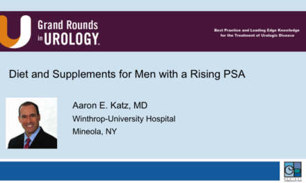 Diet and Supplements for Men with a Rising PSA