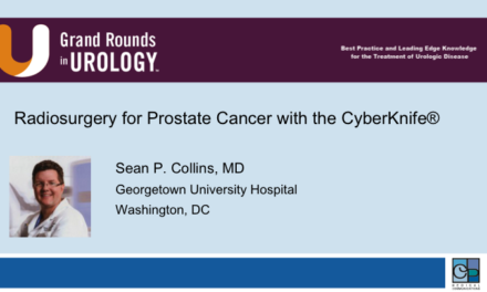 Radiosurgery for Prostate Cancer with the CyberKnife®