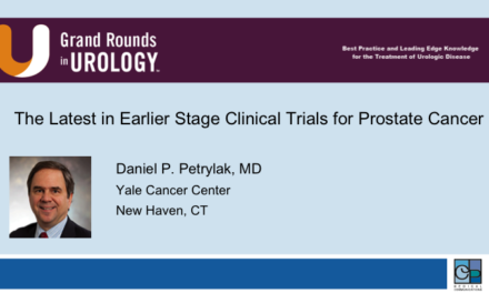 The Latest in Earlier Stage Clinical Trials for Prostate Cancer