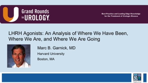 LHRH Agonists: An Analysis of Where We Have Been, Where We Are, and Where We Are Going