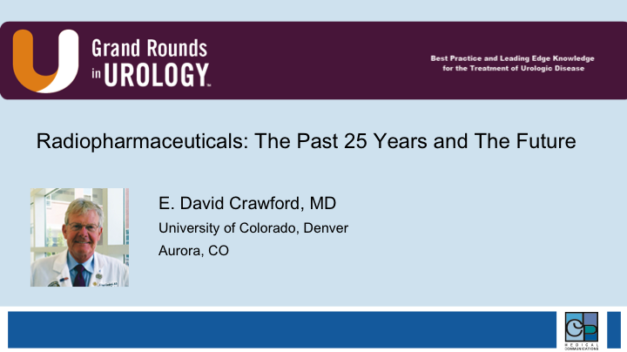 Radiopharmaceuticals: The Past 25 Years and The Future