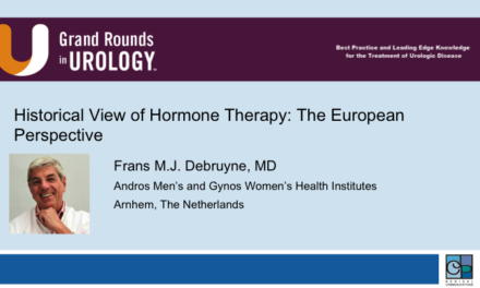 Historical View of Hormone Therapy: The European Perspective