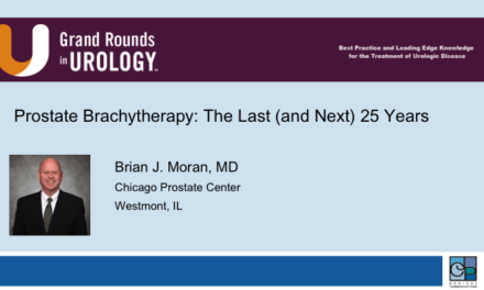 Prostate Brachytherapy: The Last (and Next) 25 Years