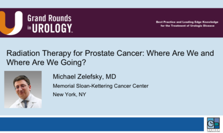 Radiation Therapy for Prostate Cancer: Where Are We and Where Are We Going?