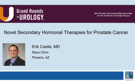 Novel Secondary Hormonal Therapies for Prostate Cancer