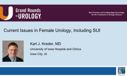 Current Issues in Female Urology, Including SUI