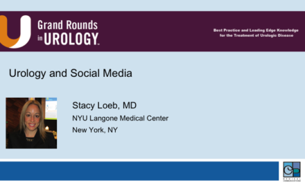 Urology and Social Media