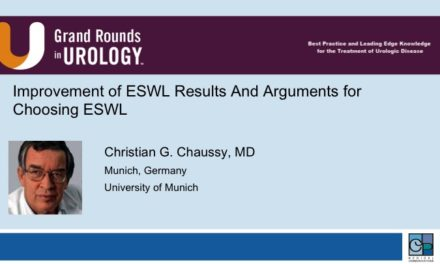 Improvement of ESWL Results And Arguments for Choosing ESWL