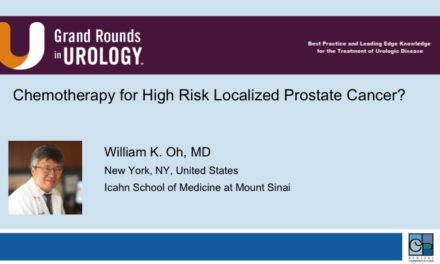 Chemotherapy for High Risk Localized Prostate Cancer?