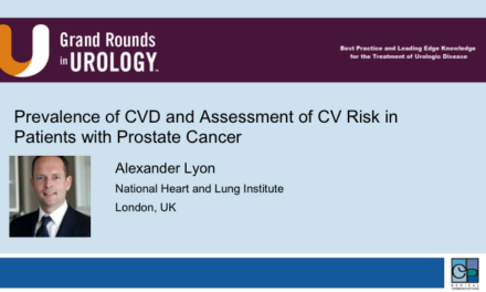 Prevalence of CVD and Assessment of CV Risk in Patients with Prostate Cancer