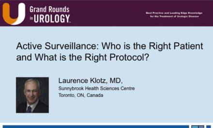 Active Surveillance: Who is the Right Patient and What is the Right Protocol?