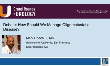 Debate: How Should We Manage Oligometastatic Disease?