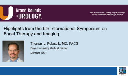 Highlights from the 9th International Symposium on Focal Therapy and Imaging