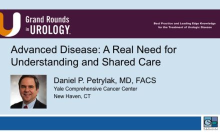 Advanced Disease: A Real Need for Understanding and Shared Care