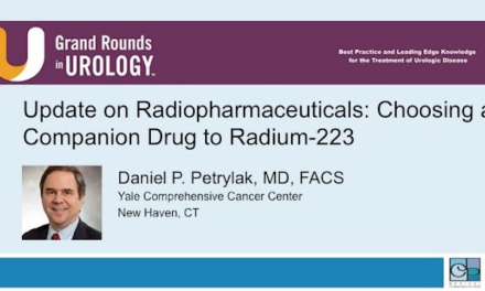 Update on Radiopharmaceuticals: Choosing a Companion Drug to Radium-223