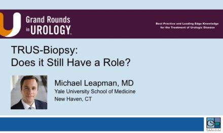 TRUS Biopsy: Does it Still Have a Role?