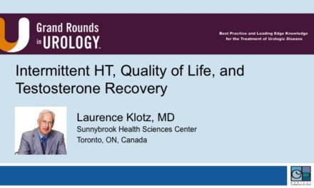 Intermittent HT, Quality of Life, and Testosterone Recovery