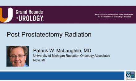 Post Prostatectomy Radiation