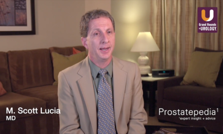Ask the Expert: What Are the Options in Treating Persistently Elevated PSA and Negative Biopsy?