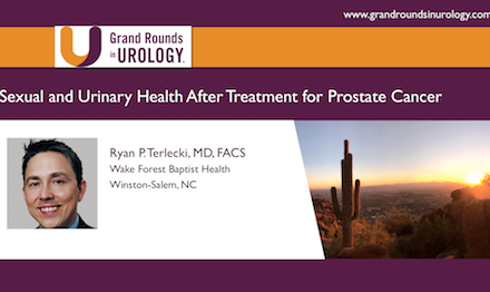 Sexual and Urinary Health After Treatment for Prostate Cancer
