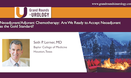 Neoadjuvant/ Adjuvant Chemotherapy—Are We Ready to Accept Neoadjuvant as the Gold Standard?