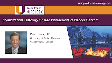 Should Variant Histology Change Management of Bladder Cancer?